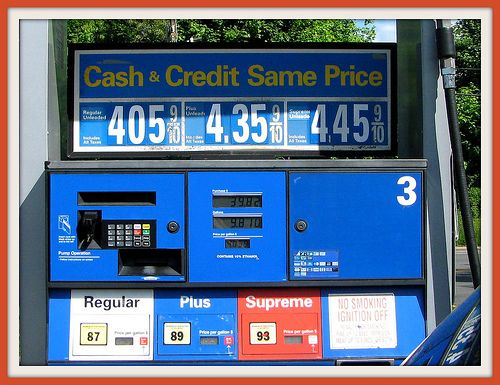 How Soon we Forget – Gas Prices Drop