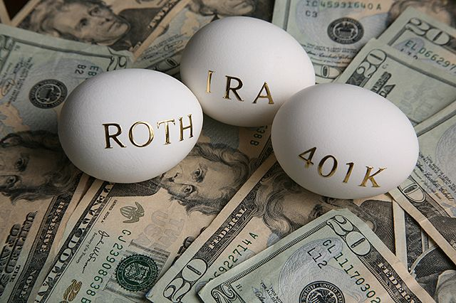 Sometimes 401(k)s are Better than IRAs