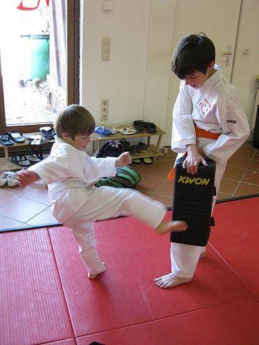 Kick to Shin