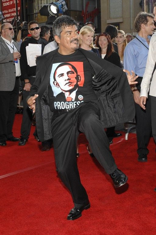 Obama Does a Television Commercial for D-Rated Celebrity George Lopez