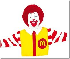 Nanny Groups Suck – Leave Ronald McDonald Alone and Just Tell you Kid No