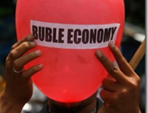 Some Past Financial Bubbles