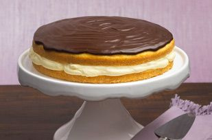 Boston Cream Pie Picture
