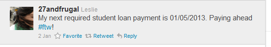 Helping Out a Fellow Personal Finance Blogger Understand Her Student Loans