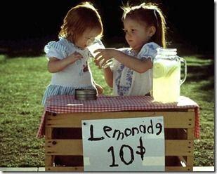 Children Earning Money