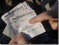 Belmont Ticket