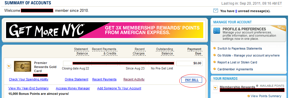 Getting My American Express Gold Card Annual Fee Waived