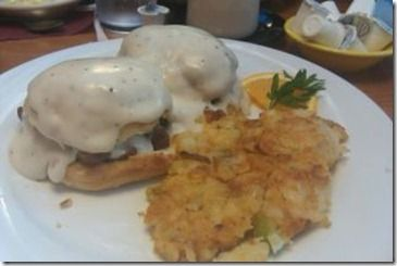 Biscuit and Gravy in GA