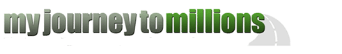 My Journey to Millions Logo