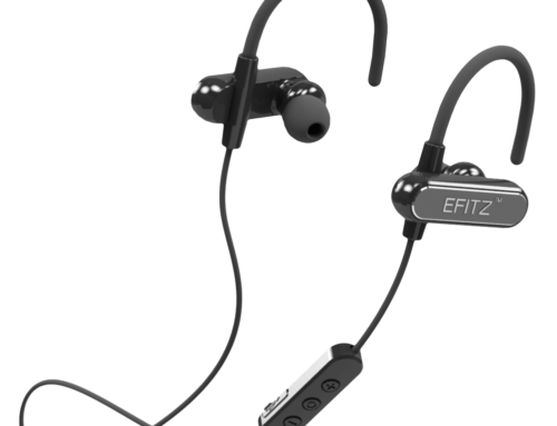 Reviewing the Efitz Wireless Earphones by Specter Wireless