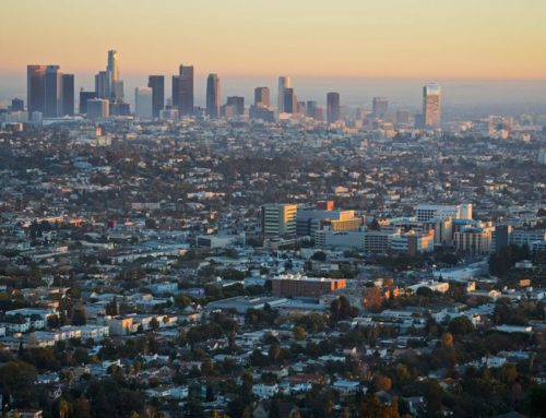 How Does the LA Economy Compare to the Rest of the Nation?