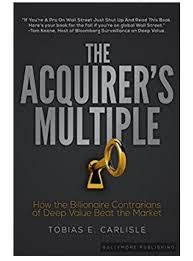 Aquirer's Multiple BOok