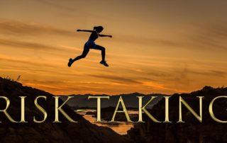 risk taking poster