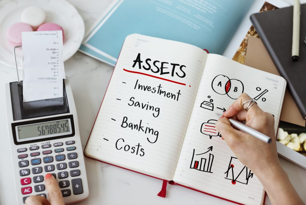 Adding assets and subtracting liabilities to calculate your net worth
